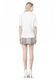 ALEXANDER WANG PARENTAL ADVISORY CREWNECK T-SHIRT Short sleeve t-shirt Adult 8_n_r