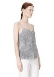 T by ALEXANDER WANG GEORGETTE CAMISOLE TOP TOP Adult 8_n_a
