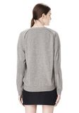 ALEXANDER WANG PEEL AWAY CARDIGAN  CARDIGAN Adult 8_n_d