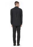 ALEXANDER WANG HIDDEN BUTTON DOWN DRESS SHIRT SHIRT Adult 8_n_r