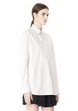 ALEXANDER WANG OVERSIZED DRESS SHIRT TOP  8_n_a