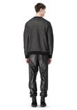 T by ALEXANDER WANG COTTON TWILL KNIT FRENCH TERRY SWEATSHIRT TOP Adult 8_n_r