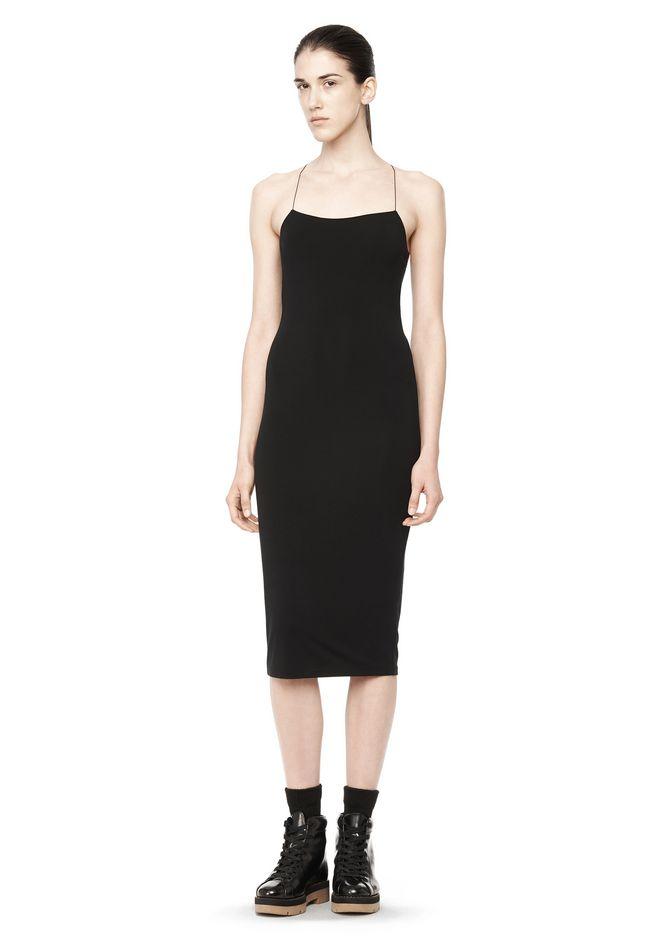 T By Alexander Cutout Modal Cami Dress Short 12 N A