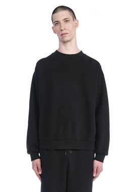 FLEECE OVERSIZED CREWNECK