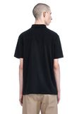 T by ALEXANDER WANG SHORT SLEEVE POLO TEE TOP Adult 8_n_d