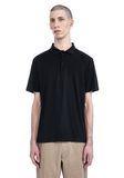 T by ALEXANDER WANG SHORT SLEEVE POLO TEE TOP Adult 8_n_e