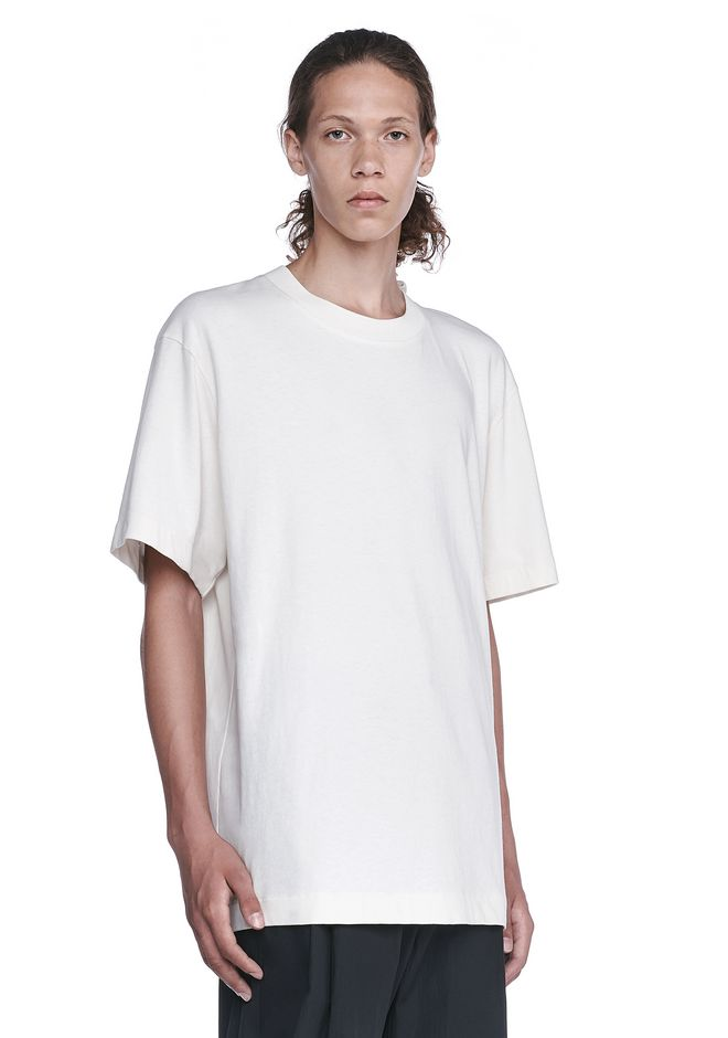T by ALEXANDER WANG HIGH TWIST MOCK NECK TEE 上衣 Adult 12_n_a