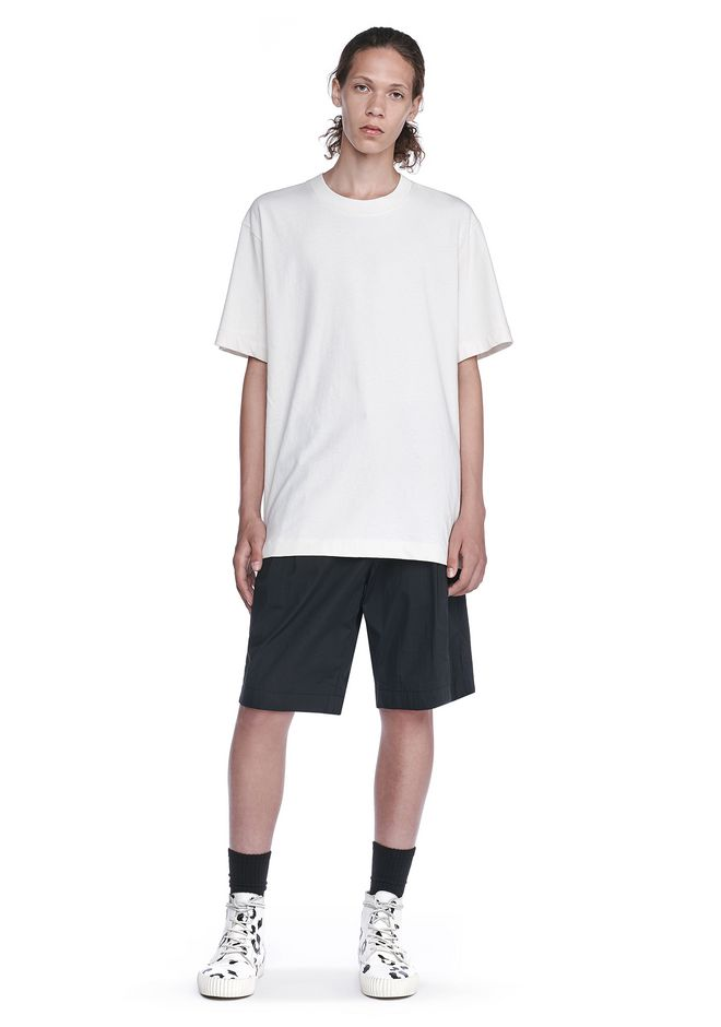 T by ALEXANDER WANG HIGH TWIST MOCK NECK TEE 上衣 Adult 12_n_f