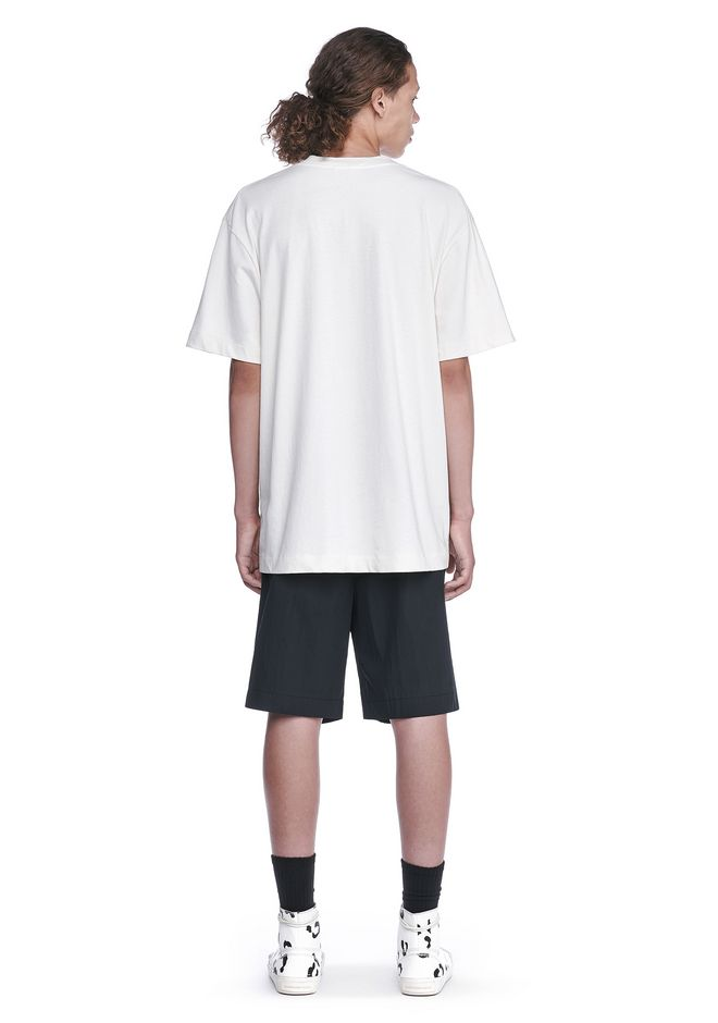 T by ALEXANDER WANG HIGH TWIST MOCK NECK TEE 上衣 Adult 12_n_r