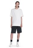 T by ALEXANDER WANG HIGH TWIST MOCK NECK TEE 上衣 Adult 8_n_f