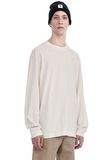 T by ALEXANDER WANG HIGH TWIST MOCK NECK LONG SLEEVE Long sleeve t-shirt Adult 8_n_a