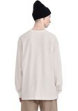 T by ALEXANDER WANG HIGH TWIST MOCK NECK LONG SLEEVE Long sleeve t-shirt Adult 8_n_d