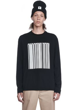 BARCODE LONG SLEEVE-SHIRT