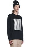 ALEXANDER WANG BARCODE LONG SLEEVE-SHIRT 上衣 Adult 8_n_a