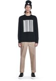 ALEXANDER WANG BARCODE LONG SLEEVE-SHIRT 上衣 Adult 8_n_f