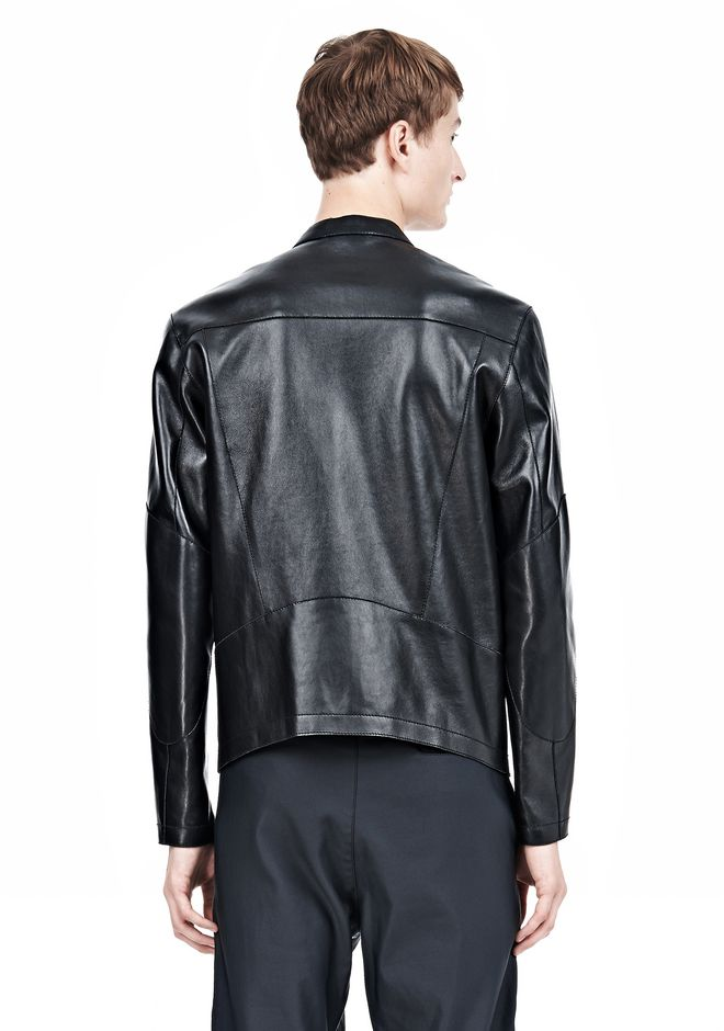 ALEXANDER WANG MOTORCYCLE JACKET Jacket Adult 12_n_d