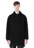 ALEXANDER WANG RAGLAN SLEEVE CARCOAT JACKETS AND OUTERWEAR  Adult 8_n_d