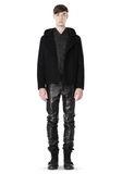ALEXANDER WANG HOODED JACKET WITH WELT POCKET Jacket Adult 8_n_f