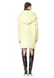 ALEXANDER WANG WELDED OVERSIZED PARKA WITH CONNECTED BLAZER PARKA Adult 8_n_e