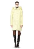 ALEXANDER WANG WELDED OVERSIZED PARKA WITH CONNECTED BLAZER PARKA Adult 8_n_f