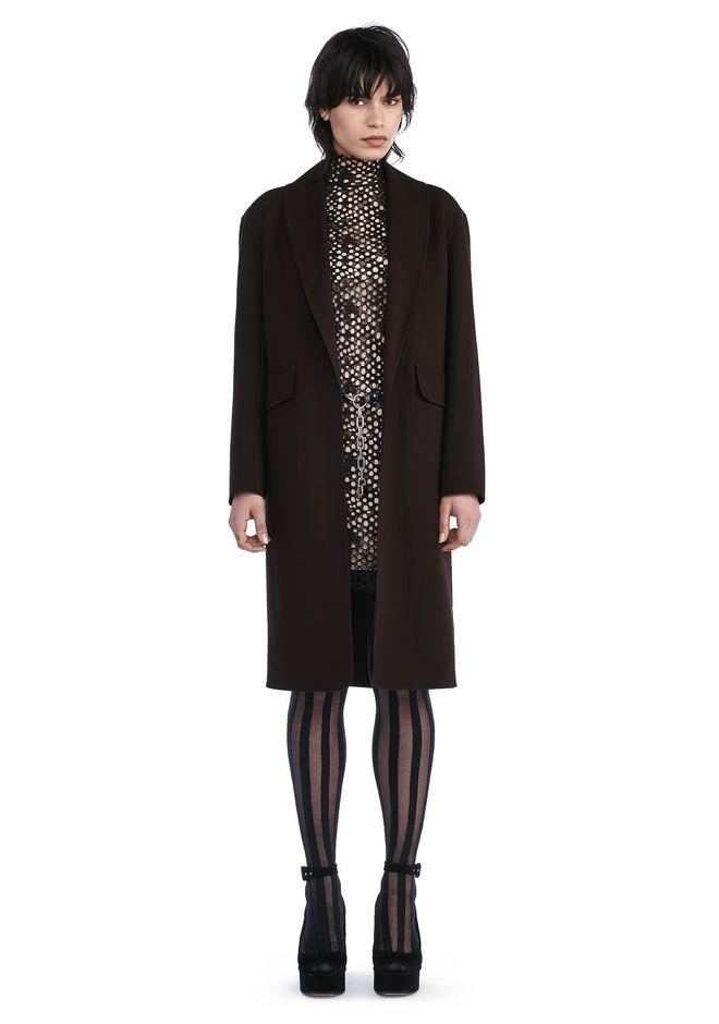 ALEXANDER WANG SHAWL COLLAR BLAZER 夹克及外套 Adult 12_n_f