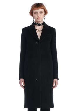 TAILORED COAT WITH RIVET DETAIL