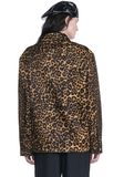 ALEXANDER WANG LEOPARD PRINT COACHES JACKET JACKETS AND OUTERWEAR  Adult 8_n_d