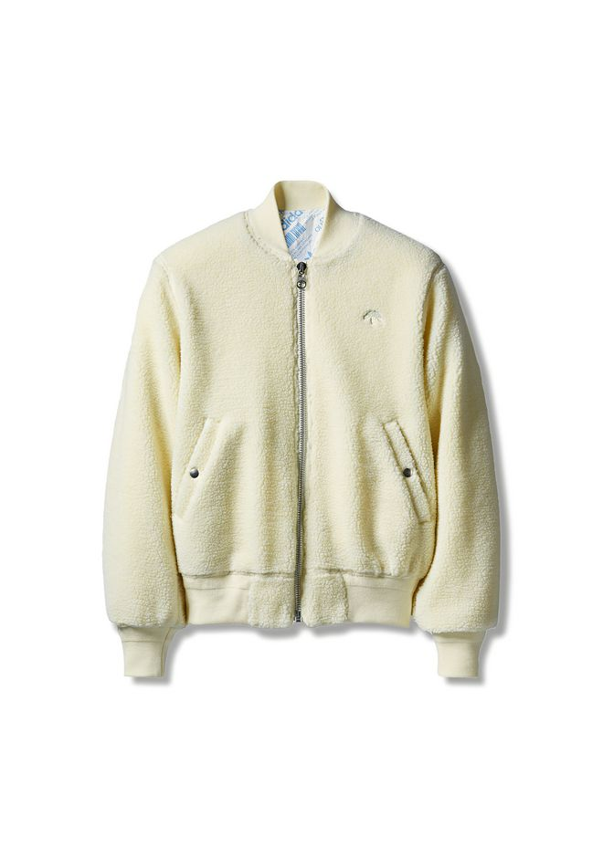 ALEXANDER WANG ADIDAS ORIGINALS BY AW REVERSIBLE BOMBER ジャケット&アウターウェア Adult 12_n_e