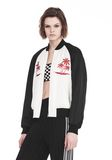 ALEXANDER WANG EXCLUSIVE SOUVENIR JACKET WITH EMBROIDERY 재킷 & 아우터웨어  Adult 8_n_a