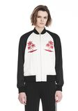 ALEXANDER WANG EXCLUSIVE SOUVENIR JACKET WITH EMBROIDERY 재킷 & 아우터웨어  Adult 8_n_e