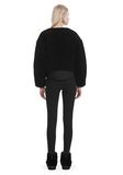 T by ALEXANDER WANG TWILL BOMBER WITH SHEARLING 夹克及外套 Adult 8_n_r
