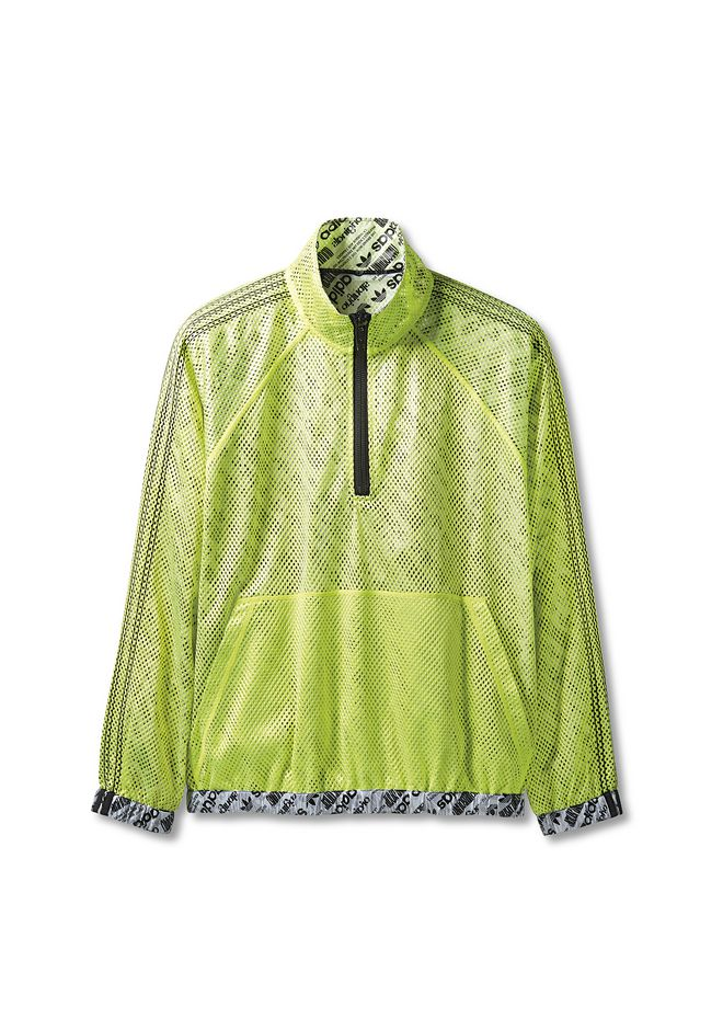 ALEXANDER WANG ADIDAS ORIGINALS BY AW WINDBREAKER Veste Adult 12_n_f