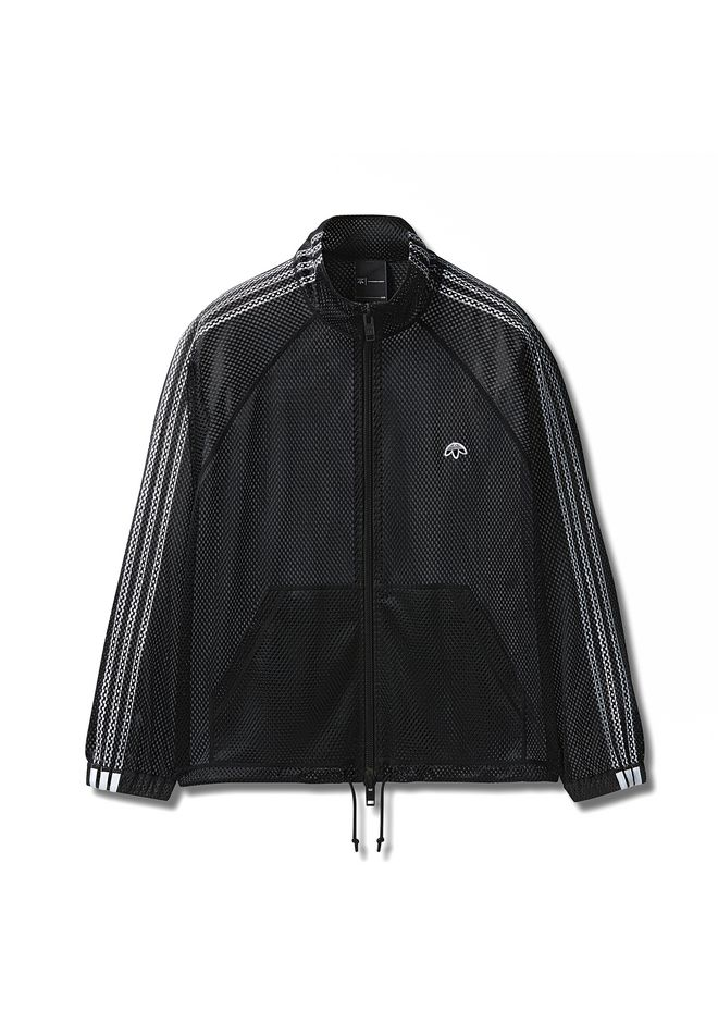 Adidas Originals By Aw Mesh Track Jacket by Alexander Wang