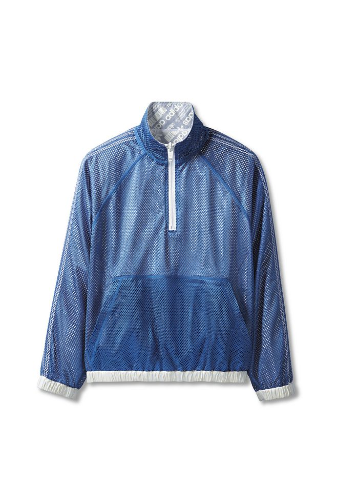 ALEXANDER WANG ADIDAS ORIGINALS BY AW WINDBREAKER ショートジャケット Adult 12_n_f