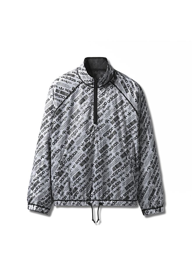ALEXANDER WANG ADIDAS ORIGINALS BY AW WINDBREAKER Jacket Adult 12_n_e