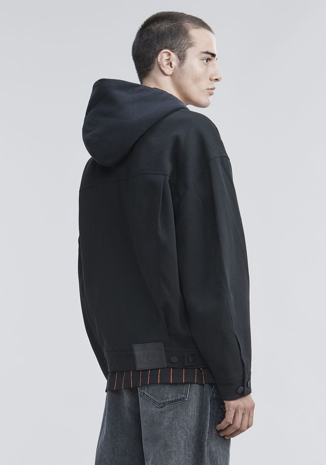 ALEXANDER WANG TRUCKER JACKET 夹克及外套 Adult 12_n_e