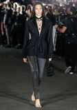 ALEXANDER WANG TIE FRONT TUXEDO JACKET JACKETS AND OUTERWEAR  Adult 8_n_a