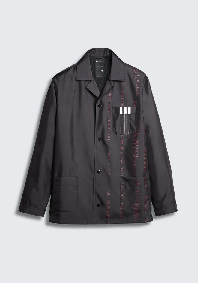 ALEXANDER WANG adidas-sale ADIDAS ORIGINALS BY AW COACH'S JACKET