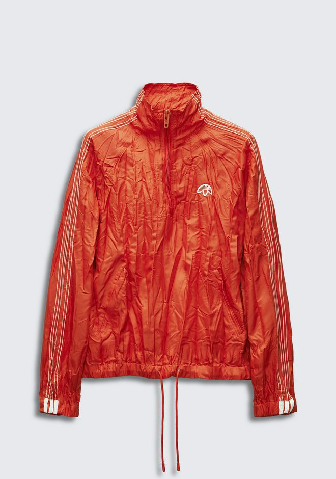 ALEXANDER WANG ADIDAS ORIGINALS BY AW WINDBREAKER  JACKETS AND OUTERWEAR  Adult 12_n_f