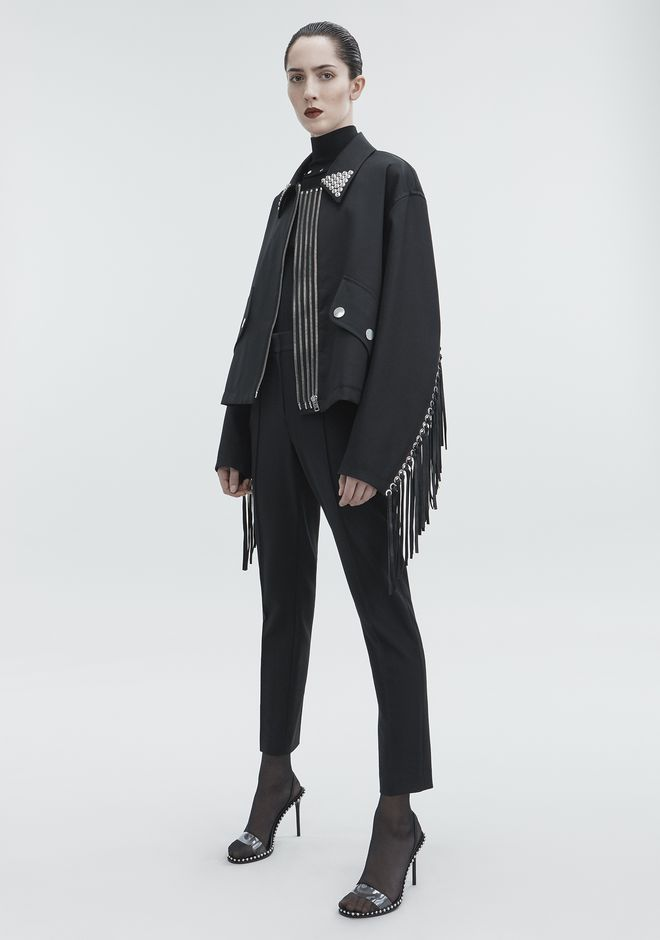 ALEXANDER WANG JACKETS AND OUTERWEAR  Women UTILITY JACKET