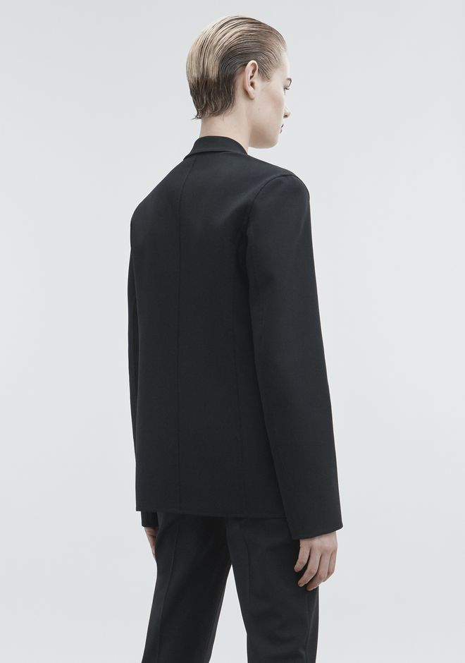 ALEXANDER WANG SNAP BLAZER JACKETS AND OUTERWEAR  Adult 12_n_e
