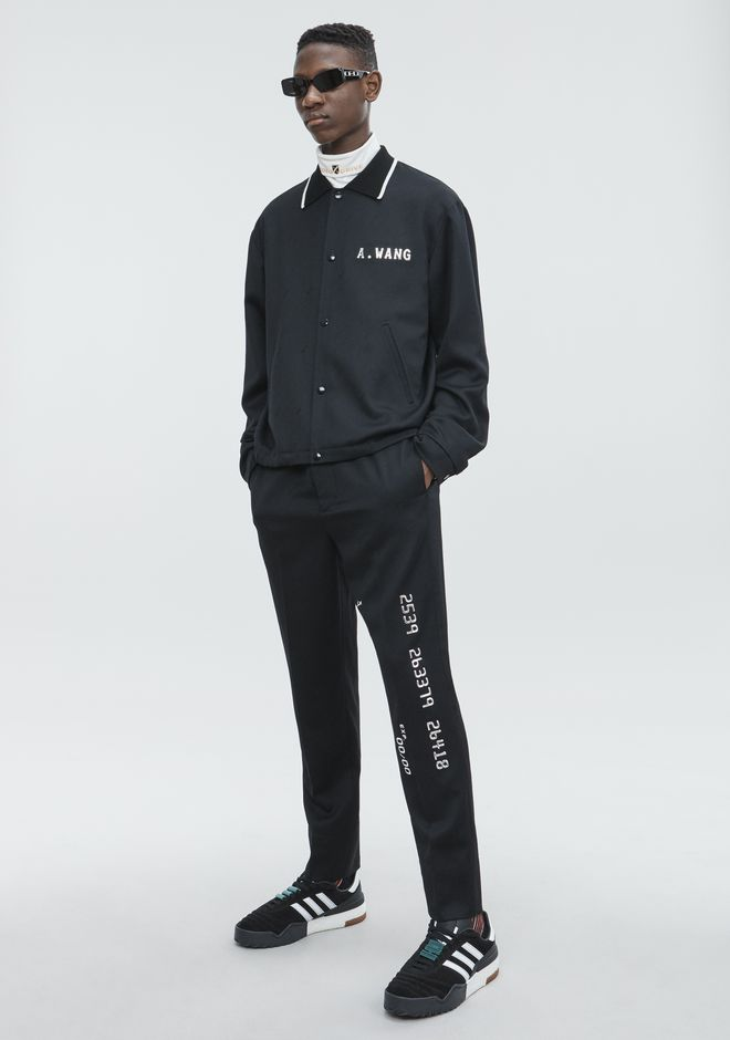 ALEXANDER WANG JACKETS AND OUTERWEAR  Men CREDIT CARD ZIP UP JACKET