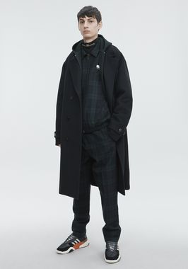 SPLITTABLE OVERCOAT