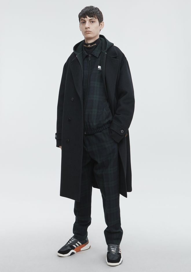 ALEXANDER WANG JACKETS AND OUTERWEAR  Men SPLITTABLE OVERCOAT