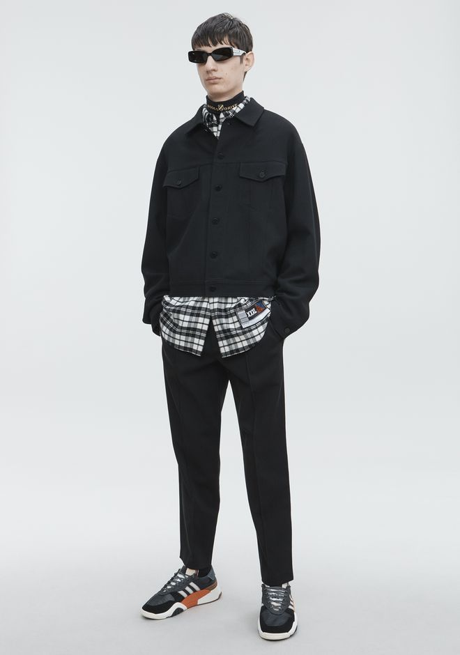 ALEXANDER WANG JACKETS AND OUTERWEAR  Men SPLITTABLE JACKET