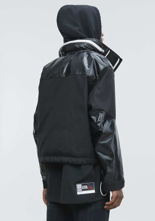 ALEXANDER WANG DOUBLEFACE JACKET JACKETS AND OUTERWEAR  Adult 12_n_e