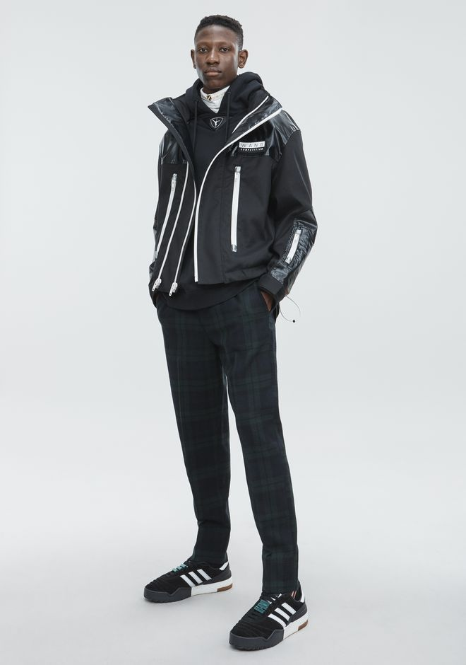 ALEXANDER WANG DOUBLEFACE JACKET JACKETS AND OUTERWEAR  Adult 12_n_f