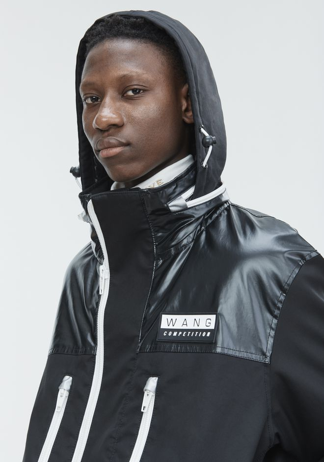 ALEXANDER WANG DOUBLEFACE JACKET JACKETS AND OUTERWEAR  Adult 12_n_r