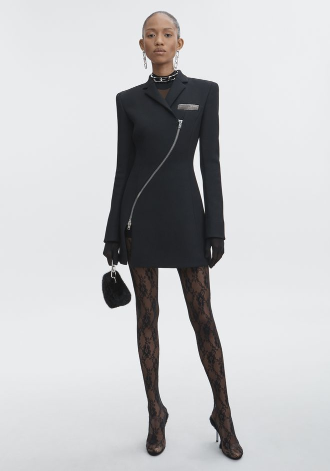 ALEXANDER WANG neuheiten-ready-to-wear-damenbekleidung TAILORED OVERCOAT