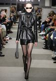 ALEXANDER WANG LEATHER BLAZER JACKETS AND OUTERWEAR  Adult 8_n_a